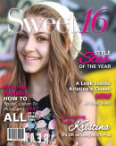 Sweet 16 Magazine Cover
