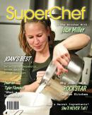 SuperChef Personalized Magazine Cover Template