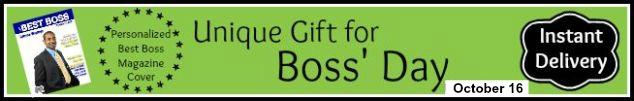 Boss Day Gift