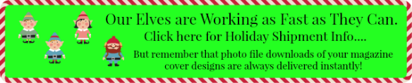 YourCover Holiday Order Deadlines